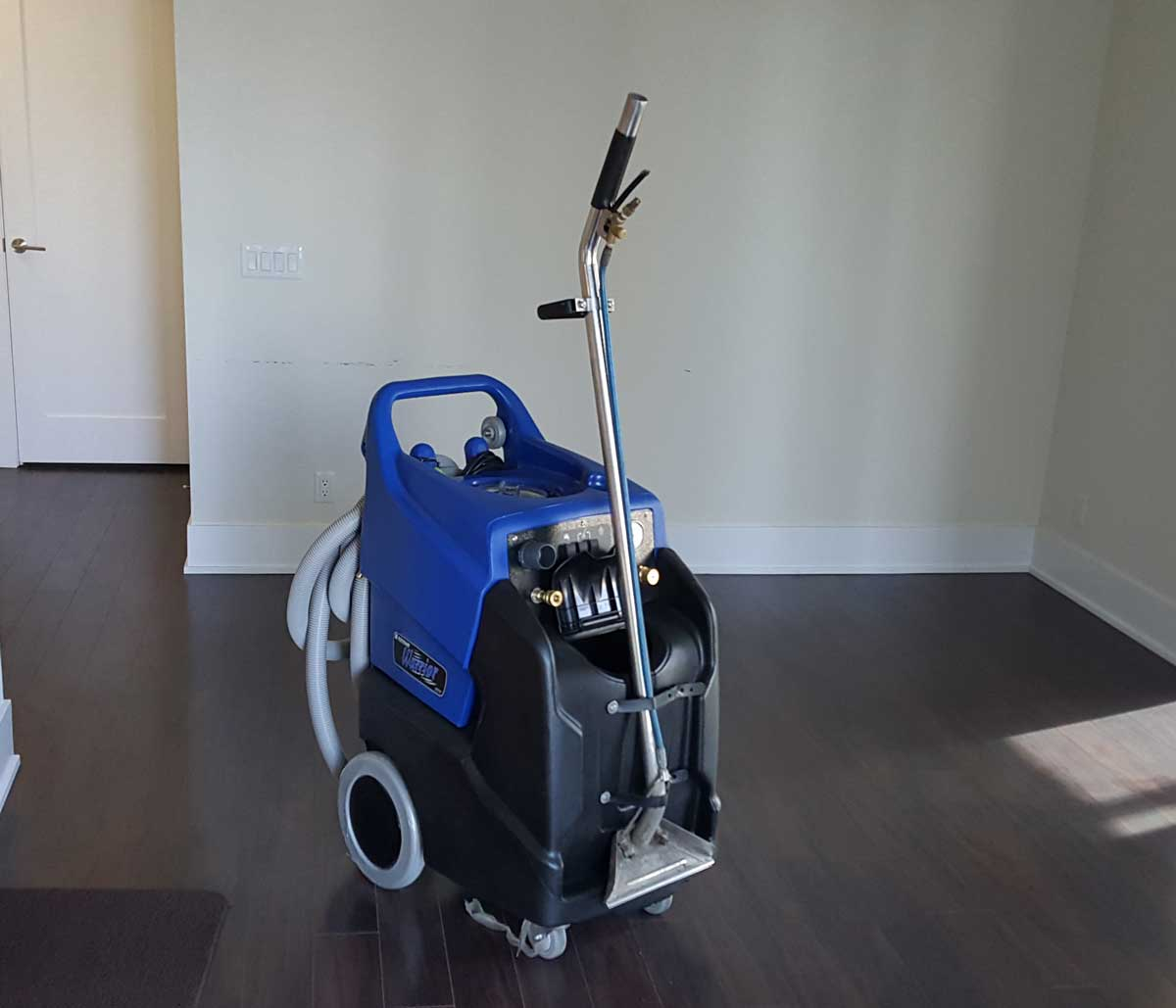 We only use the best carpet cleaning equipment to deliver reliable and consistent results