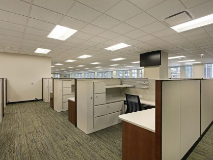The Effectiveness of Cubicle Partition Cleaning