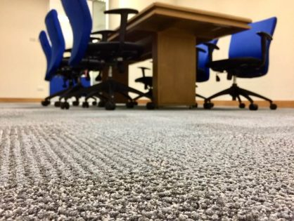 How Clean is the Office Meeting Room?